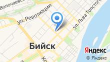 Адвокатский кабинет Шишкиной С.Л. на карте