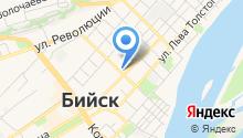 Адвокатский кабинет Медведевой Л.В. на карте