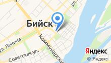 Алтайский колледж промышленных технологий и бизнеса на карте