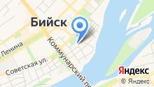 Профиль-сервис на карте