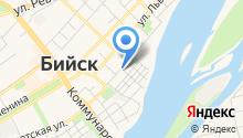 Адвокатский кабинет Сычевой Н.Н. на карте