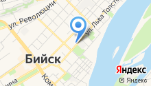 Адвокатские кабинеты Бельского В.А., Бабарыкина Ю.А. и Панюкова В.И. на карте