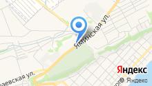 АЗС Матрикс Ойл на карте