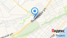 Склад-магазин запчастей для МАЗ, ЯМЗ, УРАЛ на карте