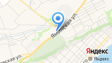 Алтрак Агро на карте