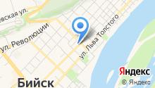Адвокатский кабинет Жданова А.П. на карте