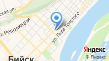 АлтайБизнес на карте