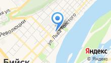 Аптека №395 на карте