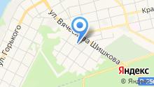 Алтай-Мастер на карте