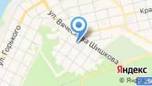 Автоцентр на Крестьянской на карте