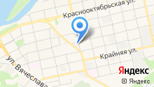 Алтай-Кор на карте