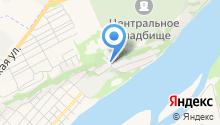 «Алтайская Сила» на карте
