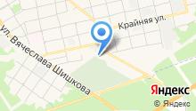 Алтай Стройинвест на карте