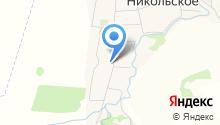 Универсальный магазин №8 на карте