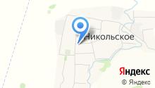Визит на карте
