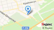 Аджика на карте