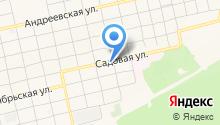Алтайское масло на карте