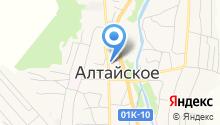 Комплексный центр социального обслуживания населения Алтайского района на карте