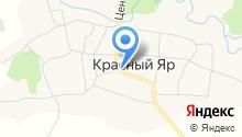 Администрация Красноярского сельсовета на карте