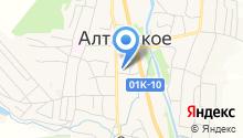 Государственная инспекция по надзору за техническим состоянием самоходных машин и других видов техники Алтайского района на карте