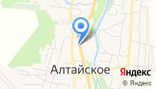 АвтоДеталь на карте