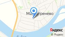 Слар на карте