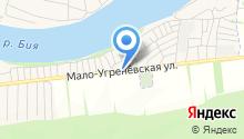 """ЛЕВША"" - Кузнечная мастерская на карте"