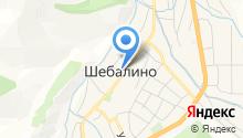 Управление Федеральной налоговой службы по Республике Алтай на карте