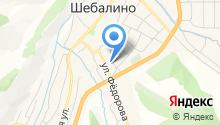 Успенская церковь на карте