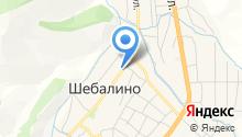 Обувной магазин на карте