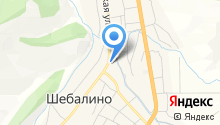 Управление Федерального казначейства по Республике Алтай на карте