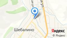 Уголовно-исполнительная инспекция по Республике Алтай на карте