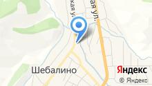 Шебалинский районный суд на карте