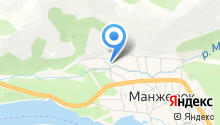 Фирма по организации активных туров на карте