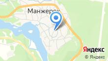 Алтай-Мото на карте