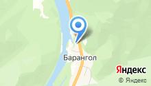 Чемал-Тур на карте