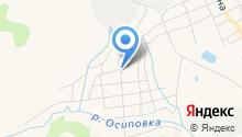 Продовольственный магазин на ул. Добролюбова на карте
