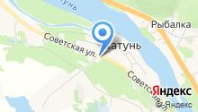 Банкомат, Банк Зенит, ПАО на карте