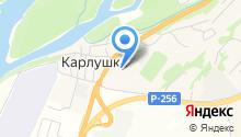Автоцентр 04 на карте