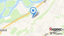 Сипар АвтоГаз на карте