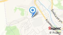 МРЭО ГИБДД МВД по Республике Алтай на карте