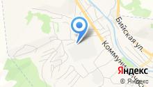 Управление коммунального хозяйства Администрации г. Горно-Алтайска на карте