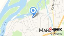 Лопарев Б.В. на карте