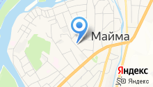 Майминская центральная районная библиотека на карте