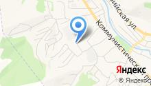 Отдел государственной фельдъегерской службы РФ в г. Горно-Алтайске на карте