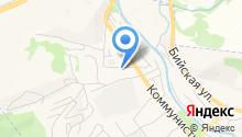 Горно-Алтайская городская общественная организация Всероссийского Общества Инвалидов на карте