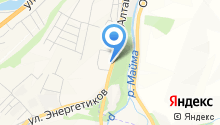 Горно-Алтайхолод на карте