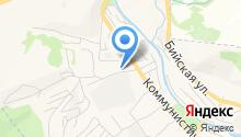 КатуньГЭСстрой на карте