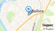 Коллегия адвокатов Республики Алтай на карте