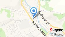 ZZ на карте
